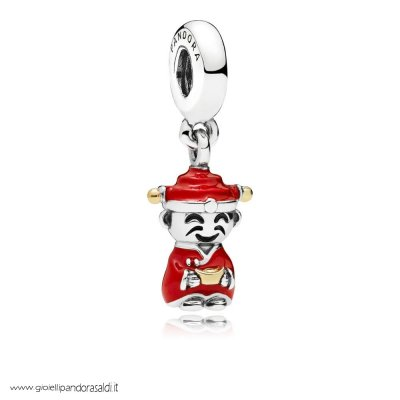 Nuova Collezione Fortune And Luck Hanging Charm