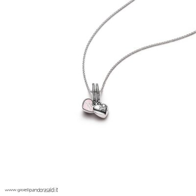 Nuova Collezione Best Friends Pendant And Necklace